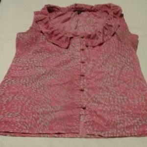 Banana Republic Women's Sleeveless shirt Size M